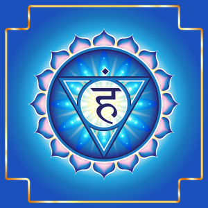 The 7 Major Chakras - Throat Chakra (Vishuddha)