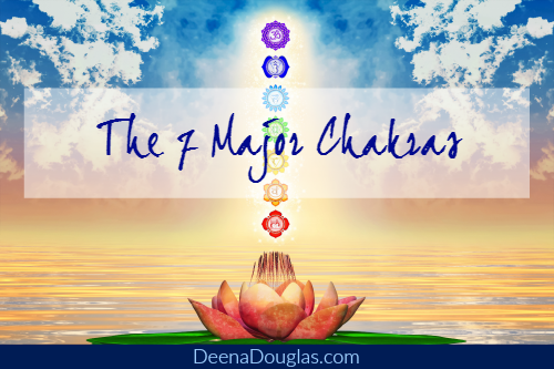 The 7 Major Chakras