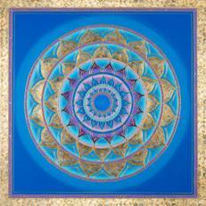 Usui Tibetan Reiki Mandala