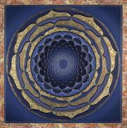 Spiritual Enlightenment Mandala