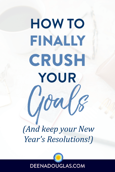 How to Really Make the Changes You Want… (and Keep Your New Year's Resolutions)!