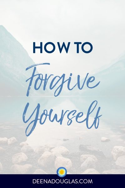 How to Forgive Yoursefl