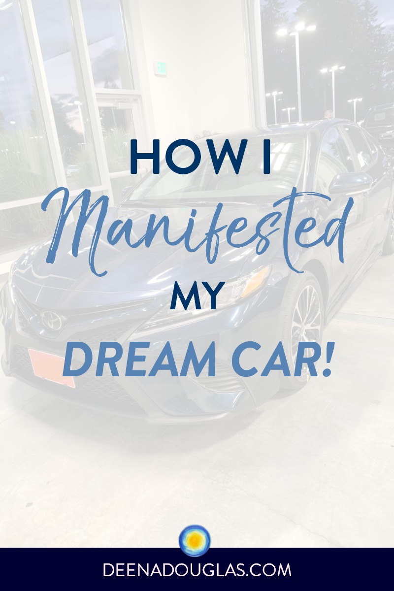 How I Manifested My Dream Car