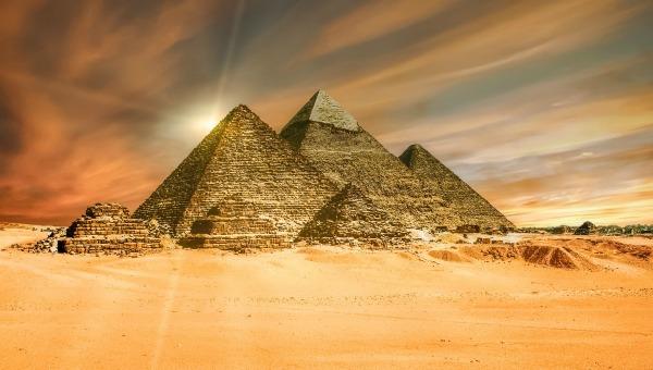 Spiritual Journey to MerAkhet Pyramids
