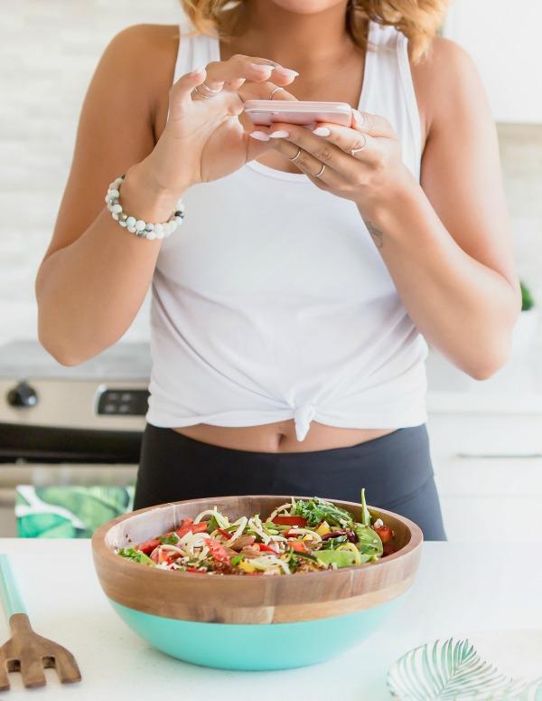 Stop Food Cravings Salad