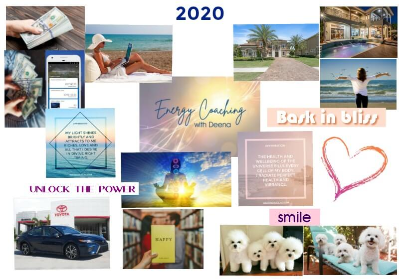 How to Make a Vision Board that Really Works - Vision Board