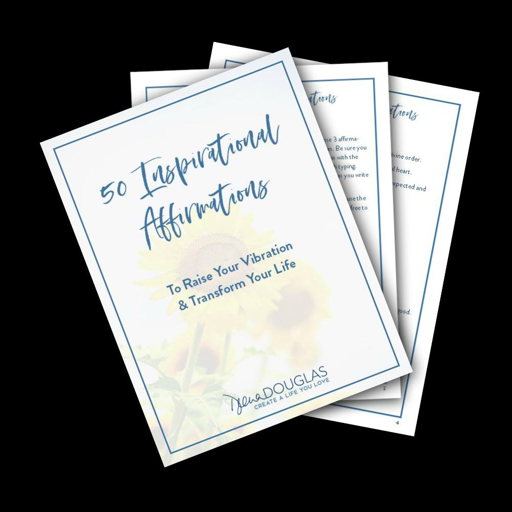 50 Inspirational Affirmations