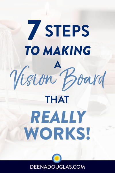 How to Make a Vision Board that Really Works