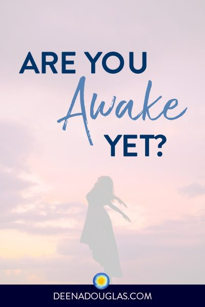 Are You Awake Yet?